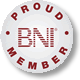 BNI Northants & Leicester  Proud Member